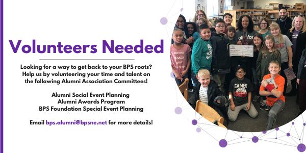 Volunteer recruitment ad