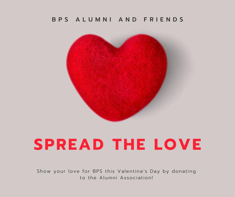 Donate to BPS Alumni Association