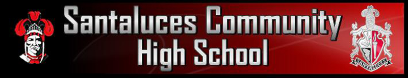 Santaluces High School logo