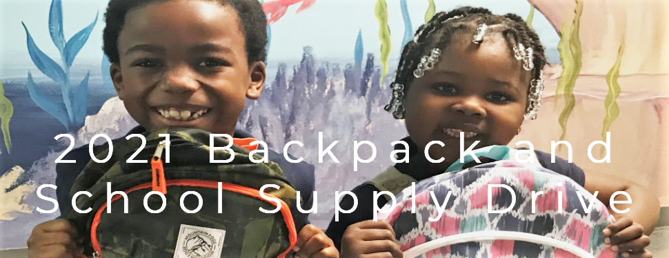 2021 Backpack and School Supply Drive image