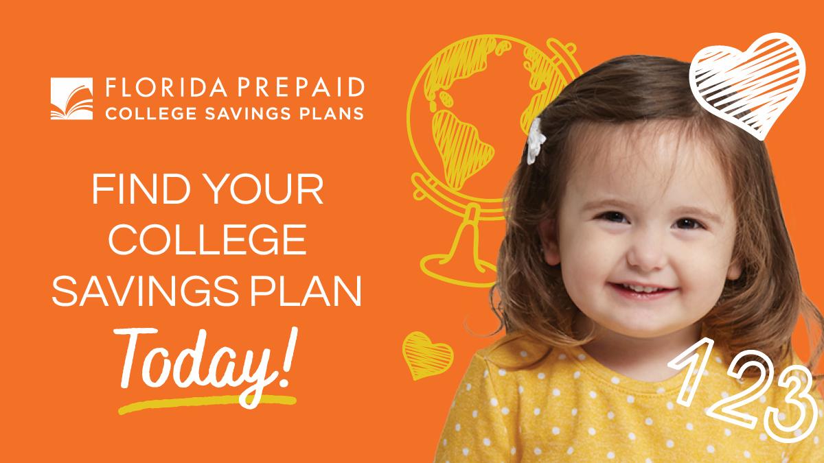 Fla Prepaid Open Enrollment sign