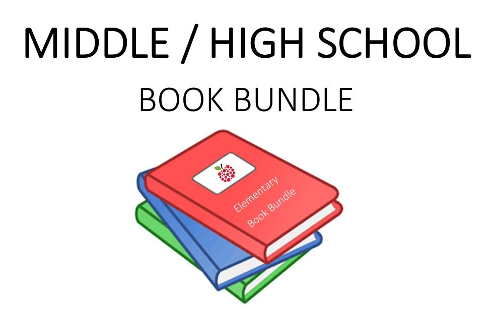 Middle / High School Book Bundle