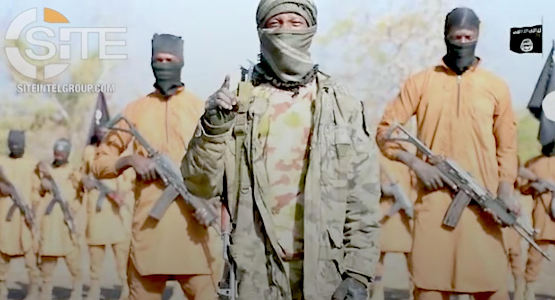 Boko Haram still active