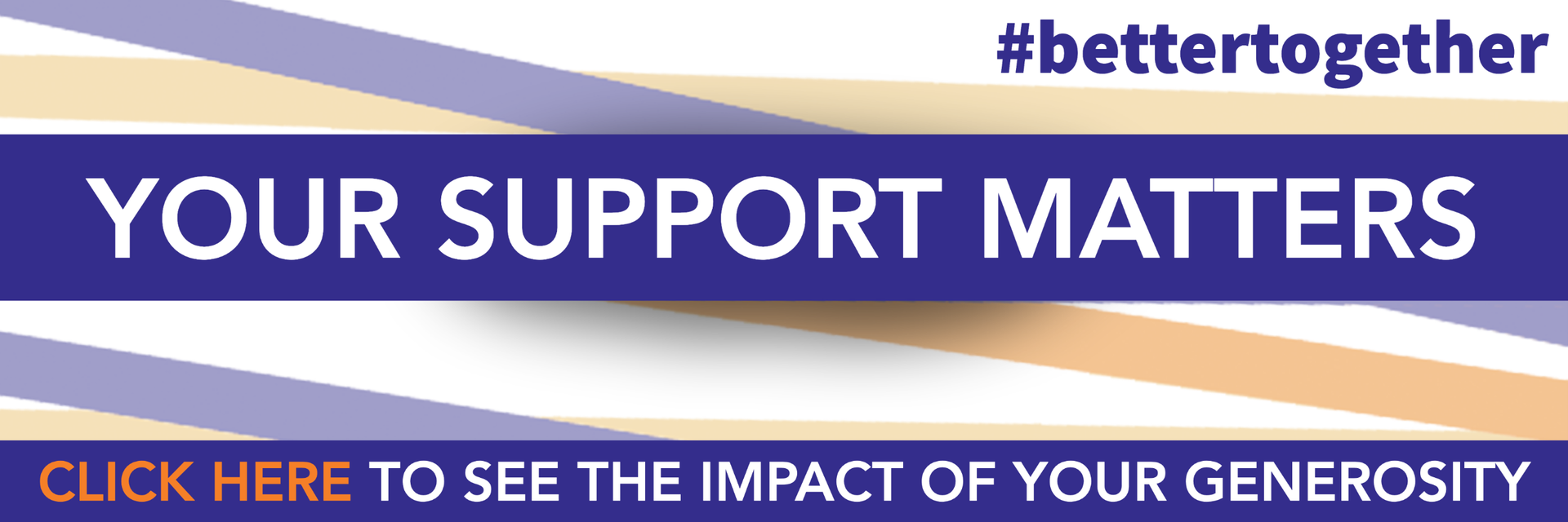 Your Support Matters - Click Here