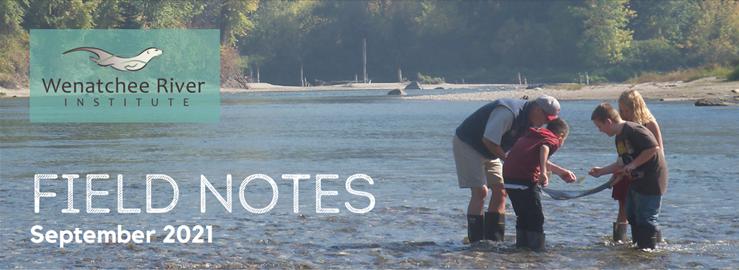 Field Notes Newsletter - September 2021