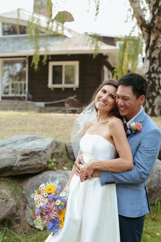 Wedding at WRI - River Haus