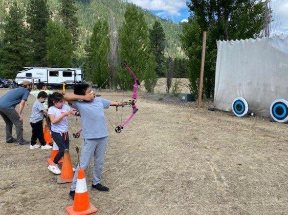 WSD Camp - Archery