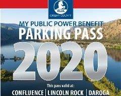 Chelan PUD Free Park Pass