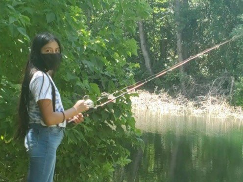 Kids in the Wild - Fishing